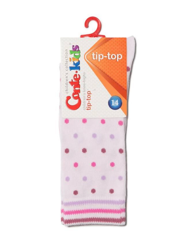 Podkolanówki dziecięce CONTE KIDS TIP-TOP, r.14, 035 jasnoróżowy - 2