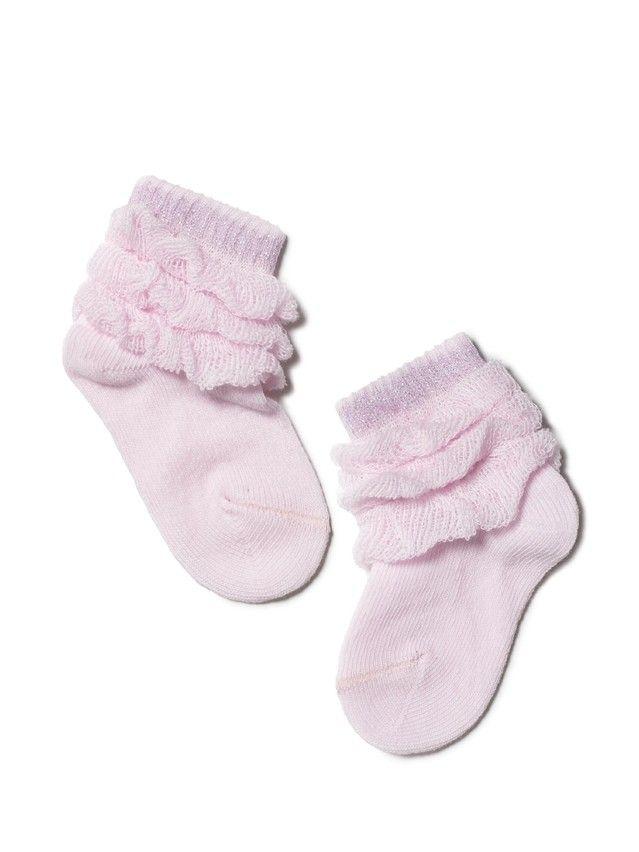 Носки детские TIP-TOP 19С-62СП, р.10, 440 светло-розовый - 1