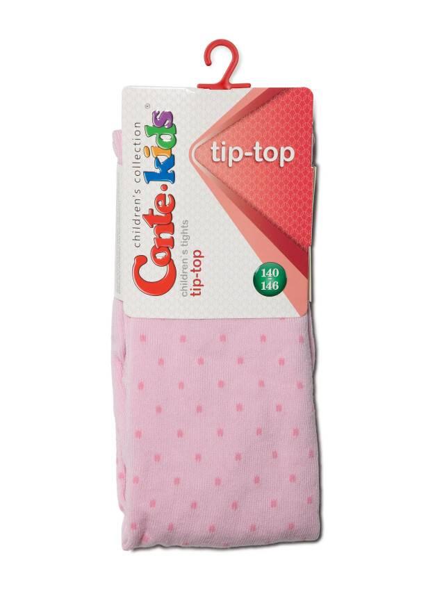 Rajstopy dla dzieci TIP-TOP, r. 140-146 (22),323 jasnoróżowy - 2