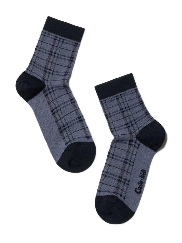 Skarpety dziecięce TIP-TOP, r. 20, 196 ciemny jeans - 1