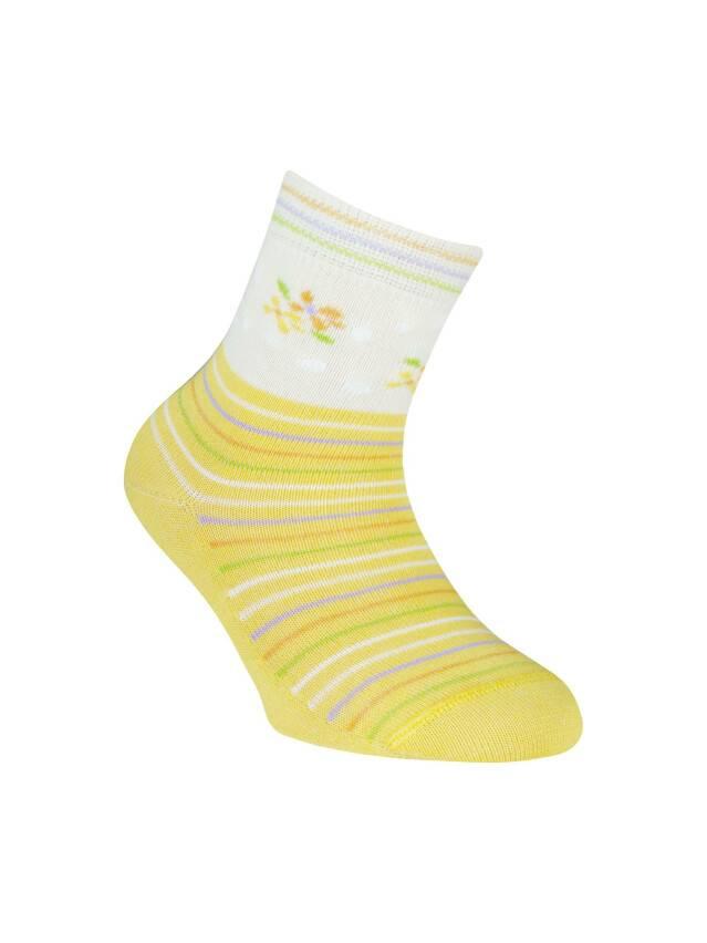 Skarpety dziecięce TIP-TOP (antypoślizgowe),r. 12, 253 żółty - 1