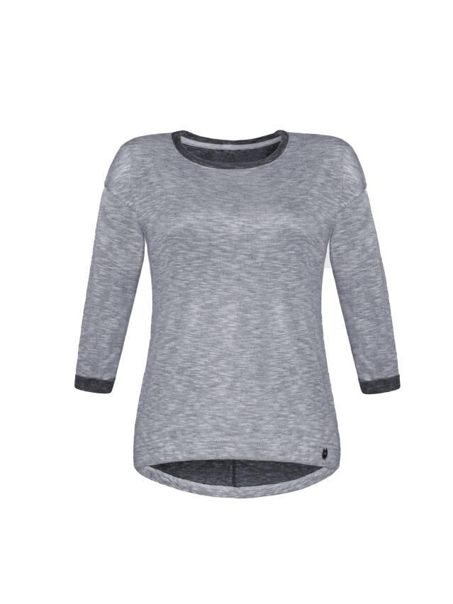 Sweter damski CELG LD 609, r.158,164-88,niebieski - 1