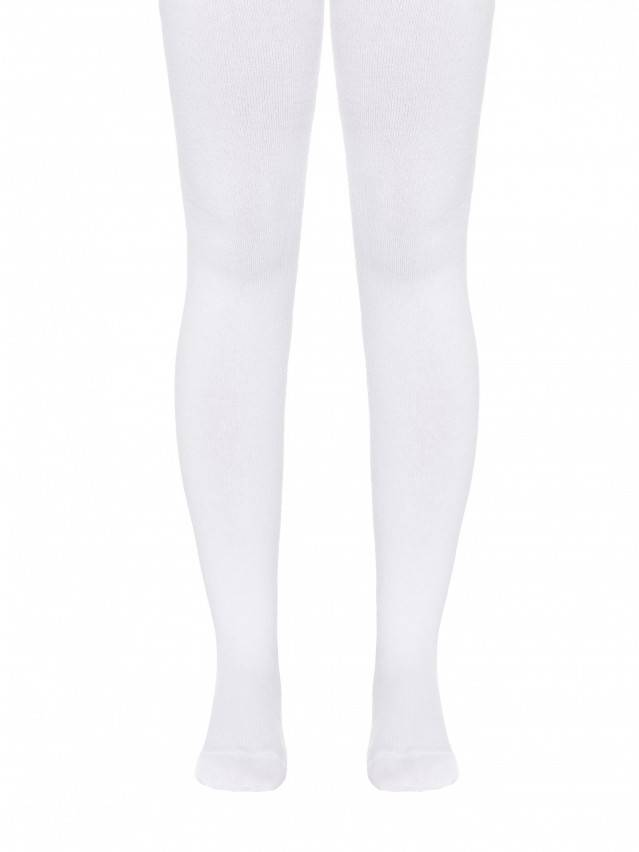 Rajstopy dla dzieci SOF-TIKI 7С-38СП, r. 128-134 (20),000 biały - 1