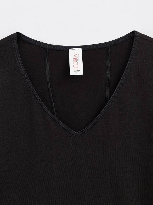 Termobielizna (bluzka) 16С-187ТСП, r. 158,164-100, czarny - 4
