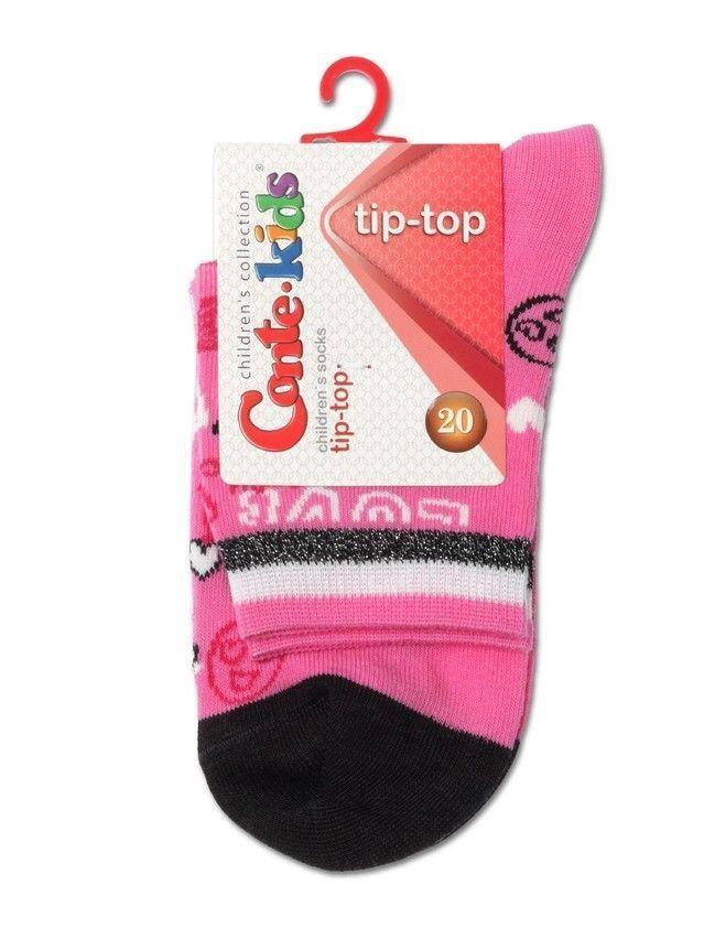 Носки детские TIP-TOP 5С-11СП, р.20, 498 розовый - 2