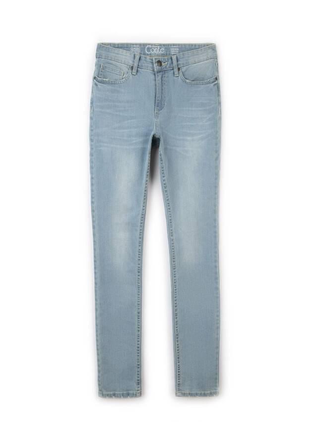 Spodnie jeansowe damskie CONTE ELEGANT 756/3465, r.170-102, błękitny - 4