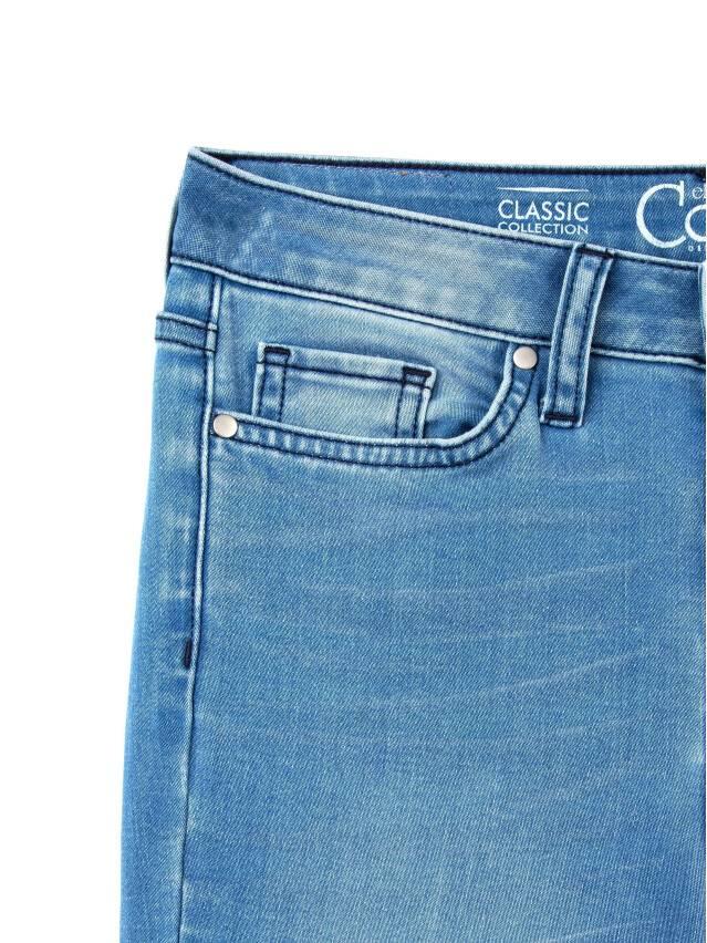 Spodnie denim CONTE ELEGANT CON-47, r.164-90, ciemnoniebieski - 5