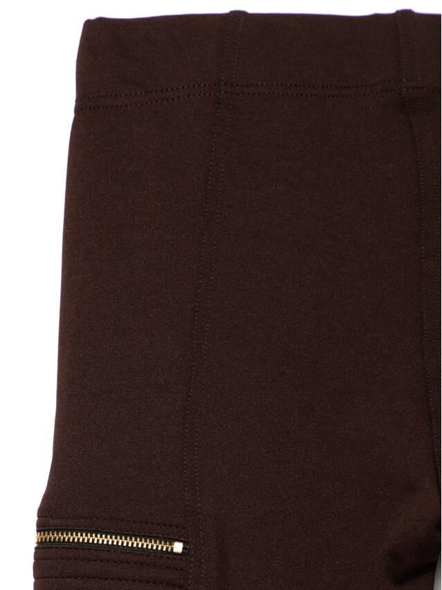 Legginsy damskie INFANTA, r. 164-90, brown - 4