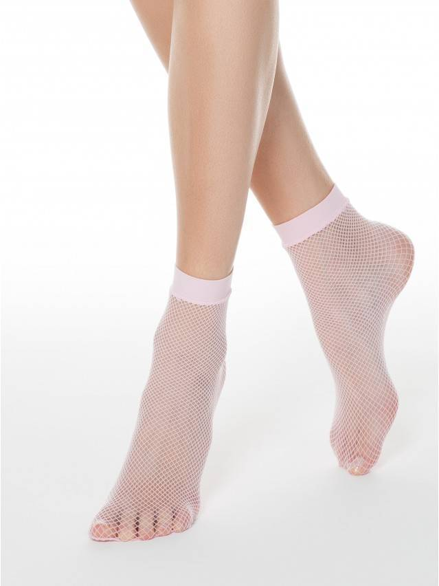 Skarpety RETTE SOCKS-MEDIUM, 23-25, light pink - 1