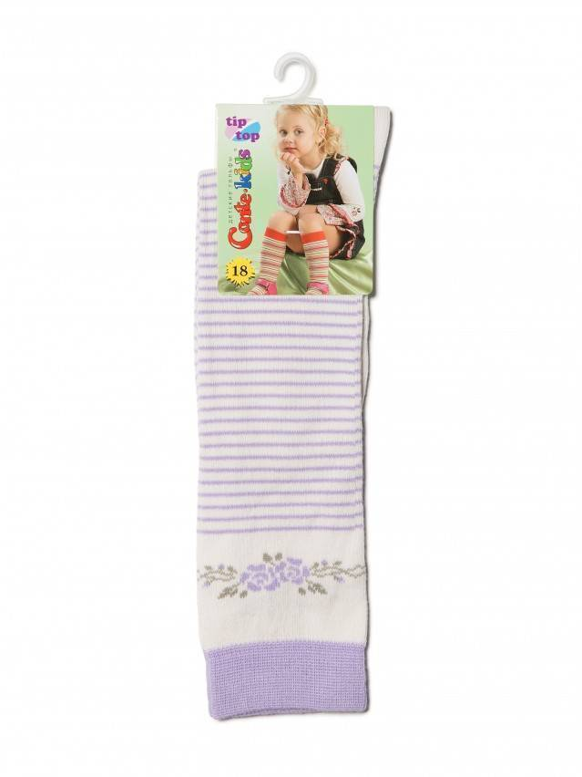 Podkolanówki dla dzieci TIP-TOP, r. 18, 038 молочный-bzowy - 2