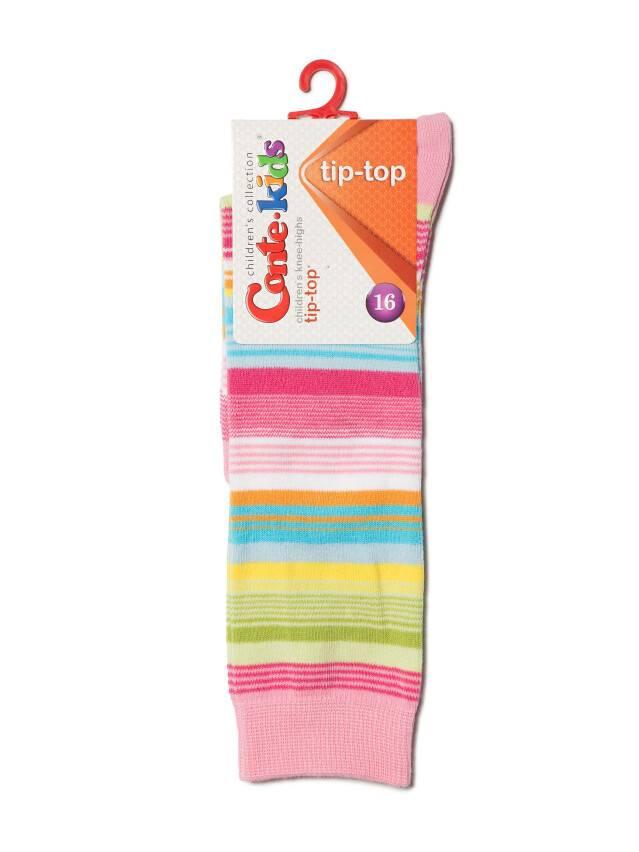 Podkolanówki dla dzieci TIP-TOP, r. 16, 024 jasnoróżowy - 2