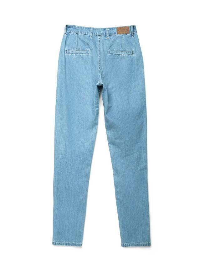 Spodnie denim CONTE ELEGANT CON-140, r.170-102, bleach blue - 5