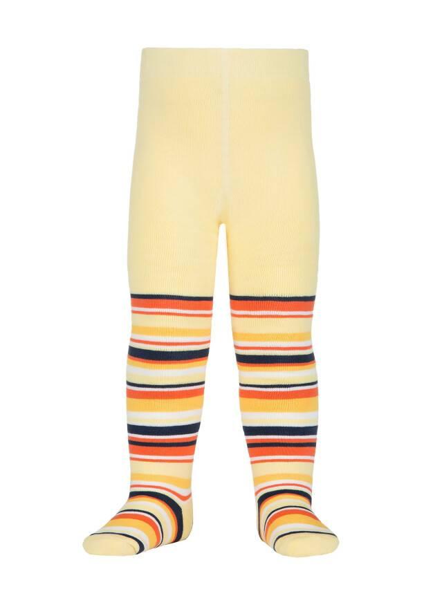 Rajstopy dla dzieci SOF-TIKI 7С-38СП, r.80-86 (14),223 jasnożółty - 1