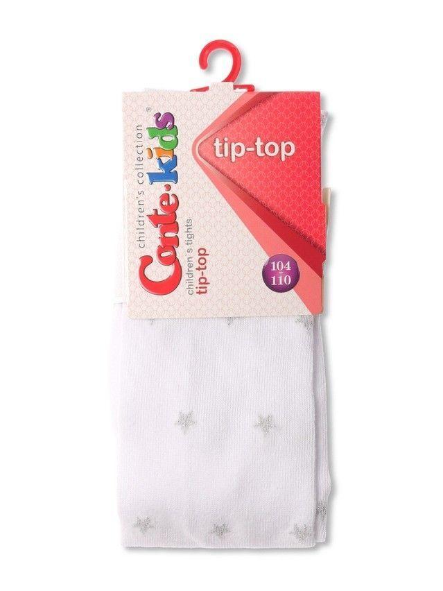 Колготки детские TIP-TOP 19С-36СП, р.104-110 (16),546 белый - 2