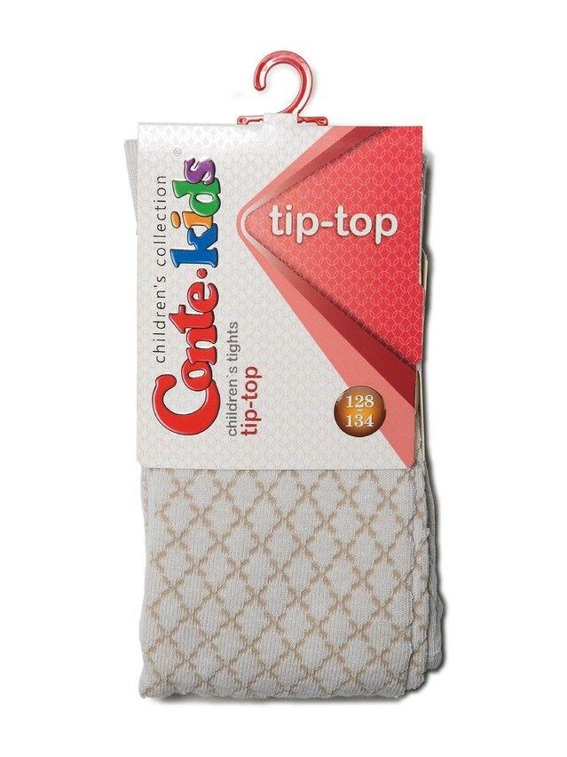 Rajstopy dziecięce CONTE KIDS TIP-TOP, r.116-122 (18),454 mleczny - 2