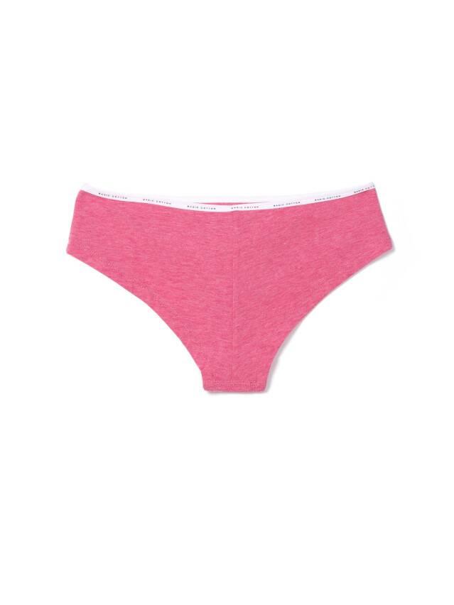 Majtki damskie CONTE ELEGANT BASIC LHP 689, r.90/S, pink melange - 4