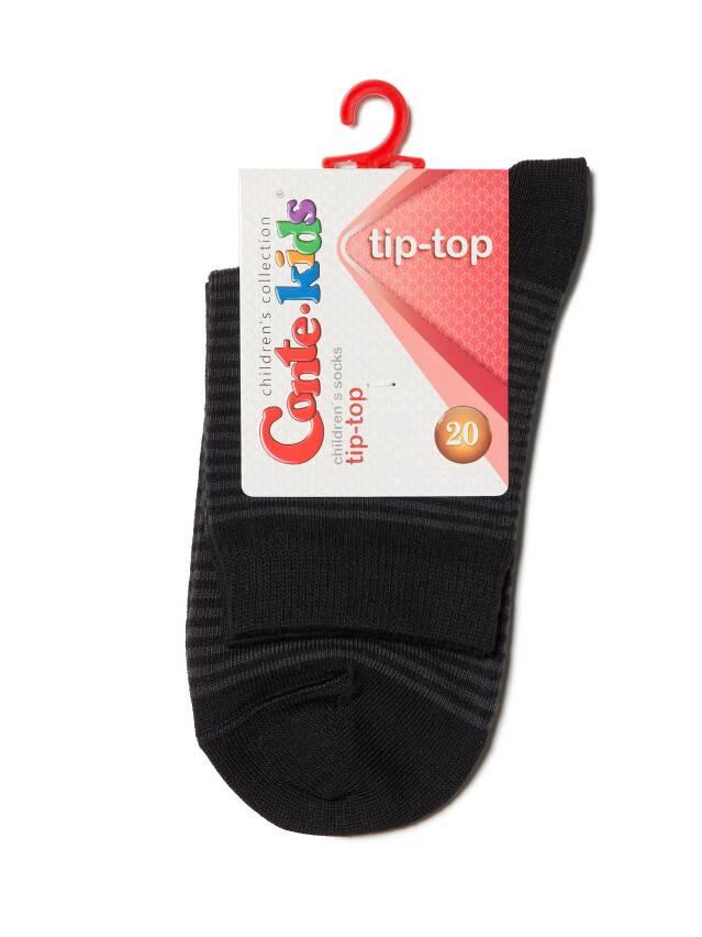 Skarpety dziecięce TIP-TOP, r. 20, 139 czarny - 2