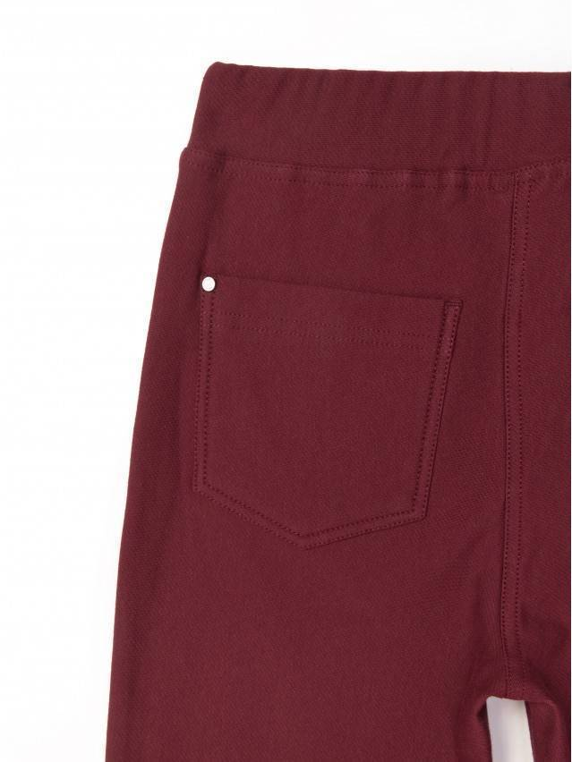Jegginsy CONTE ELEGANT WINDY+, r.170-106, dark bordo - 6