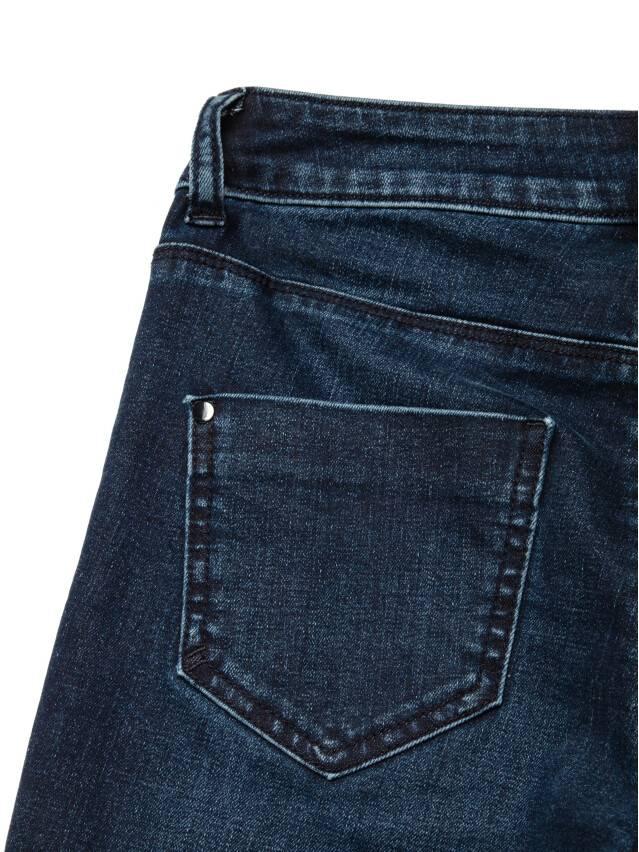 Spodnie denim CONTE ELEGANT CON-136, r.170-102, dark blue - 7