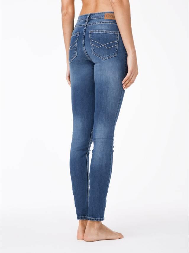 Spodnie jeansowe damskie CONTE ELEGANT 756/4909М, r.170-102, niebieski - 2