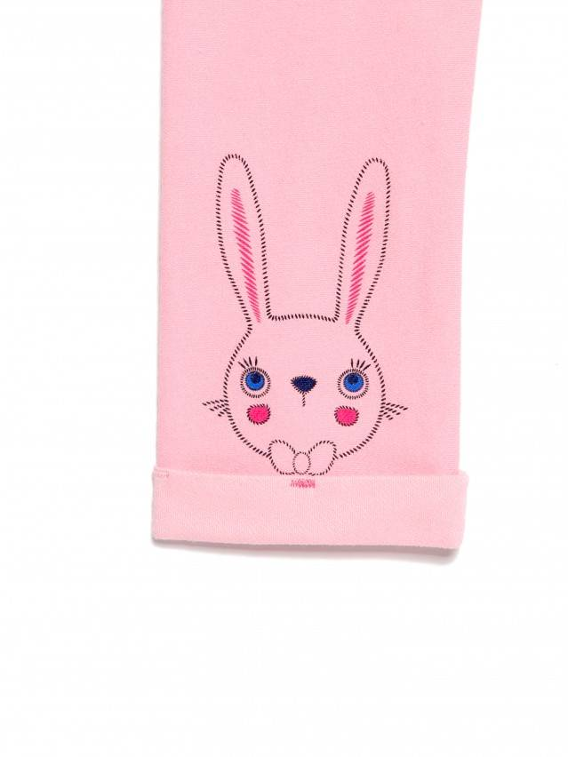 Legginsy dla dziewczynek CONTE ELEGANT FLUFFY, r.104,110-56, pink - 7