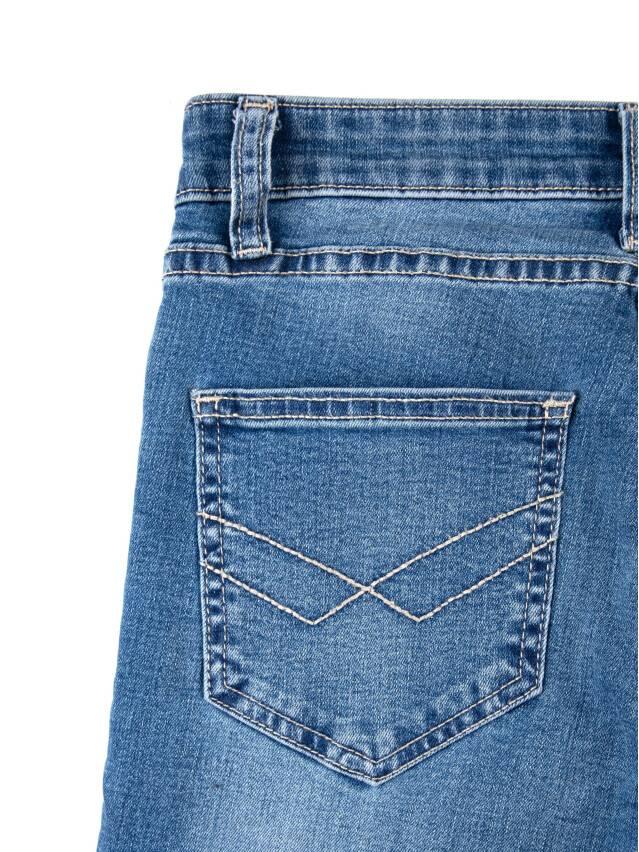 Jeansy modelujące Skinny w średnim kroju 4640/4915L 7