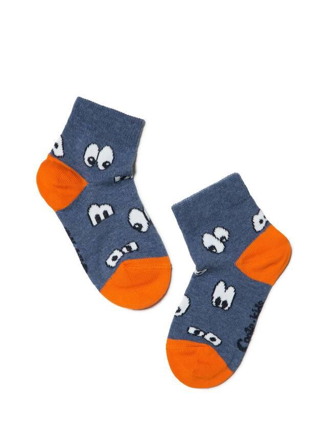 Skarpety dziecięce CONTE KIDS TIP-TOP, r.12, 297 jeans - 1
