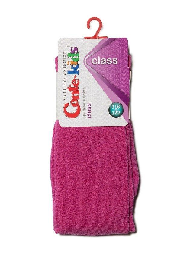 Rajstopy dla dzieci CLASS, r.104-110 (16),199 malinowy - 2