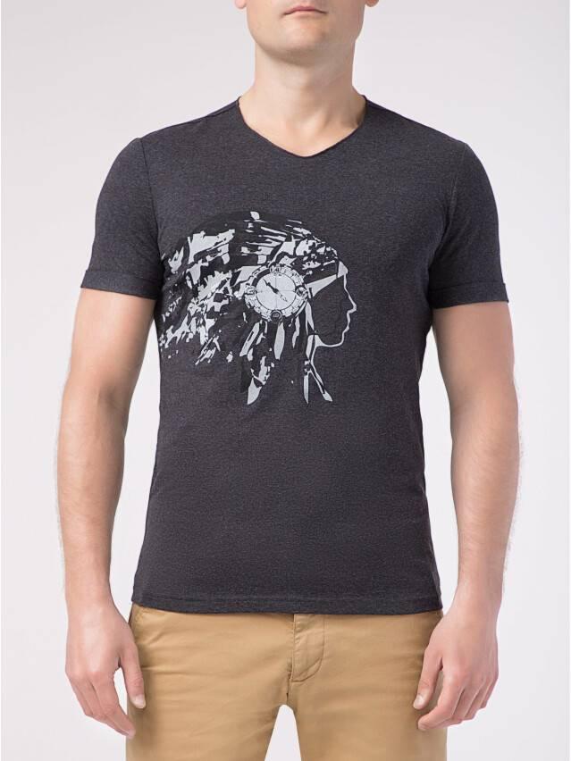 Koszulka męska DiWaRi, r. 182-92, grafit - 3