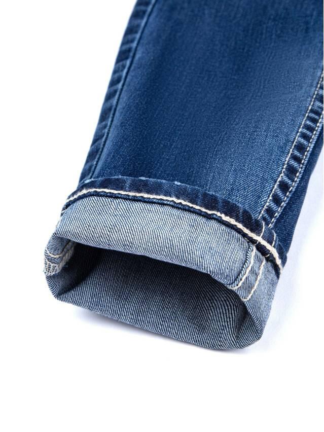 Spodnie jeansowe damskie CONTE ELEGANT 756/4909D, r.176-98, niebieski - 9