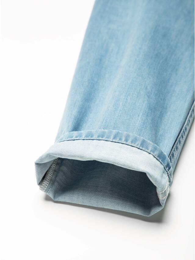 Spodnie denim CONTE ELEGANT CON-140, r.170-102, bleach blue - 9