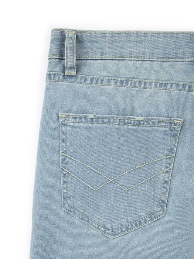 Spodnie jeansowe damskie CONTE ELEGANT 756/3465, r.170-102, błękitny - 8