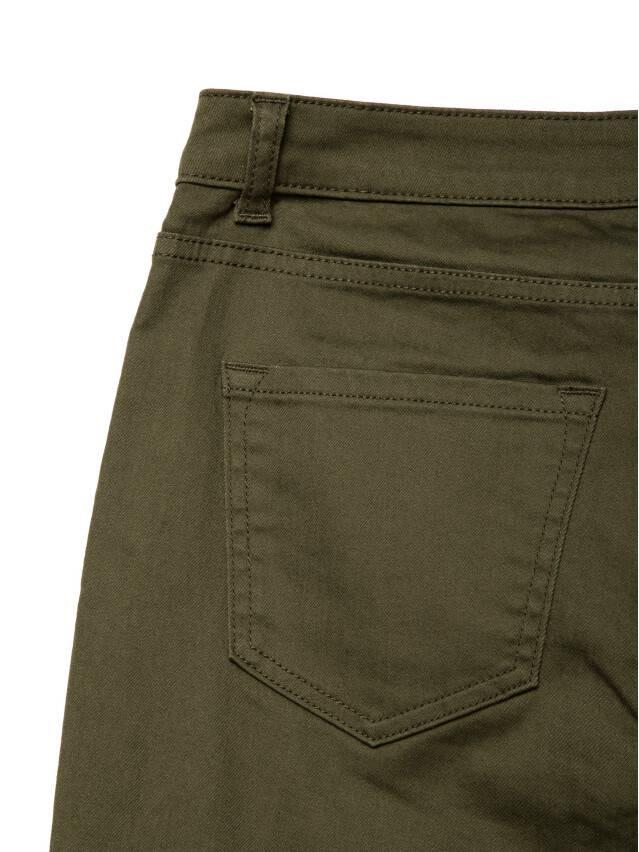 Spodnie denim CONTE ELEGANT CON-139A, r.170-94, khaki - 6