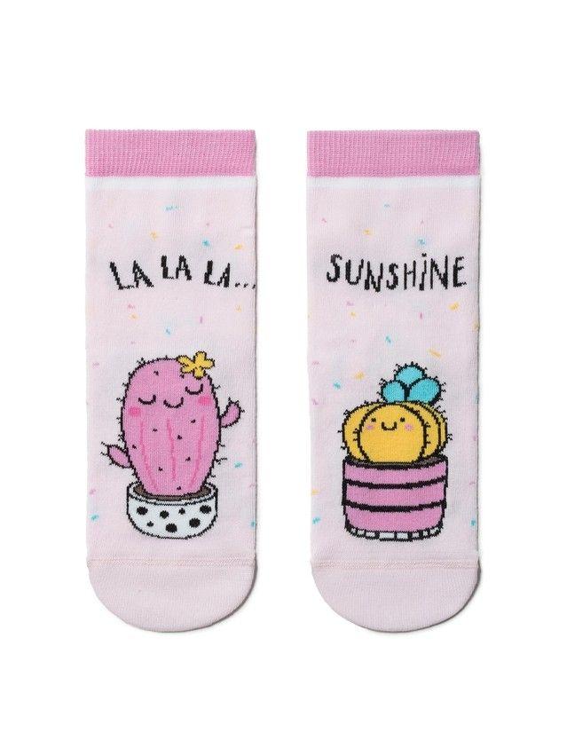 Носки детские Веселые ножки 17С-10СП, р.20, 476 светло-розовый - 1