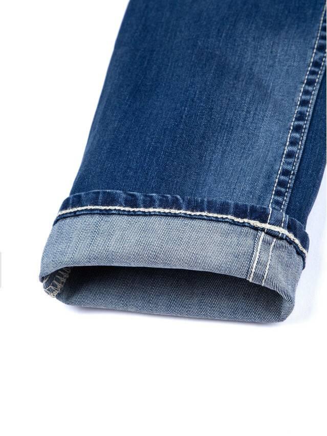 Jeansy klasyczne proste o średnim kroju 2091/49123 8