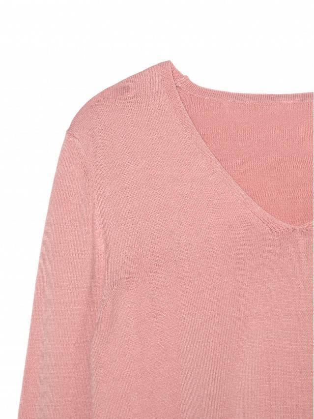 Пуловер LDK 056 , р.170-92, coral almond - 5