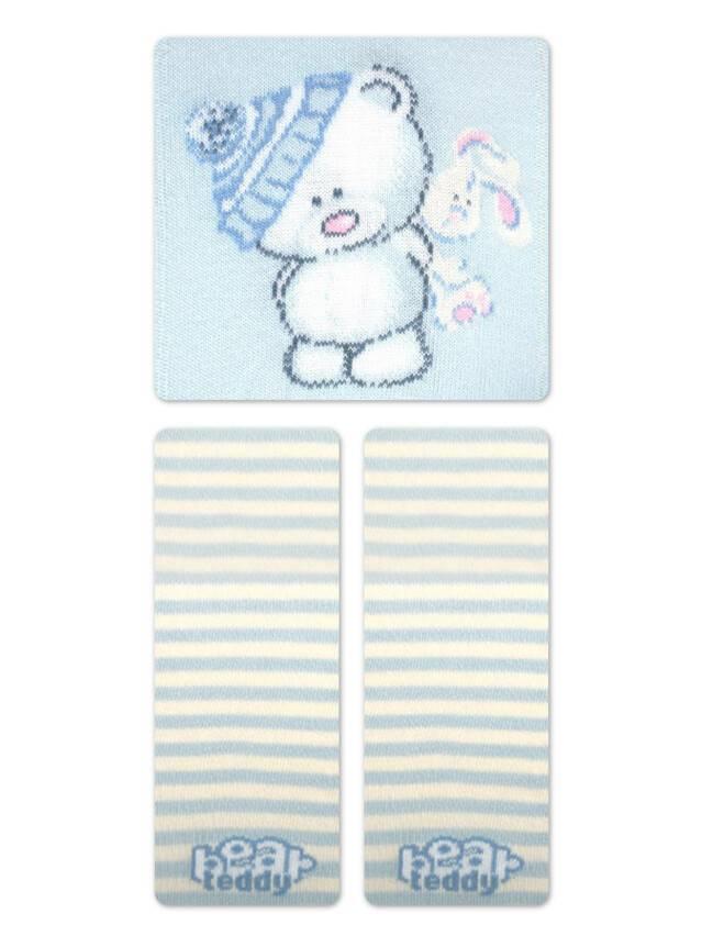 Rajstopy dziecięce TIP-TOP, r.62-74 (12),331 jasnoniebieski - 1