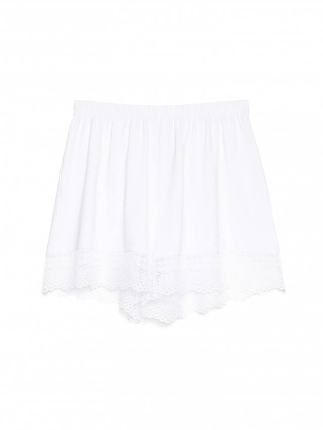 Women's shorts for home COMFORT LOUNGEWEAR LHW 990, s.170-90, white - 5