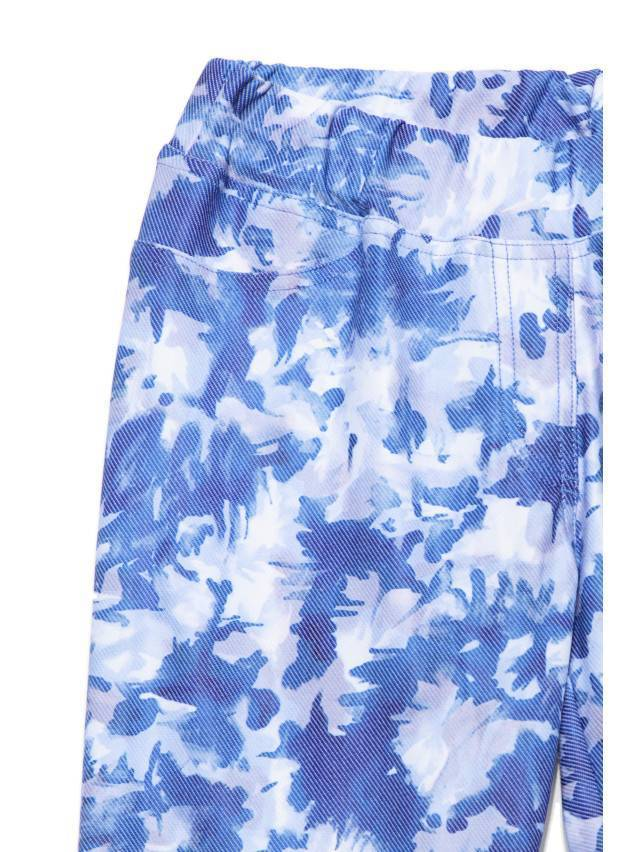 Legginsy damskie ASTER, r.164-102, blue-white - 3