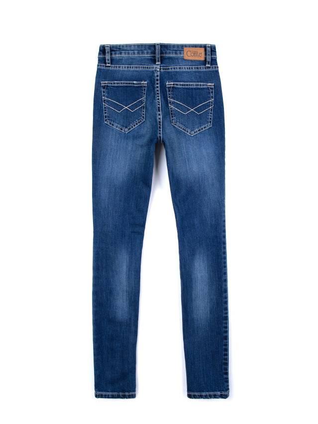 Spodnie jeansowe damskie CONTE ELEGANT 756/4909D, r.176-98, niebieski - 5