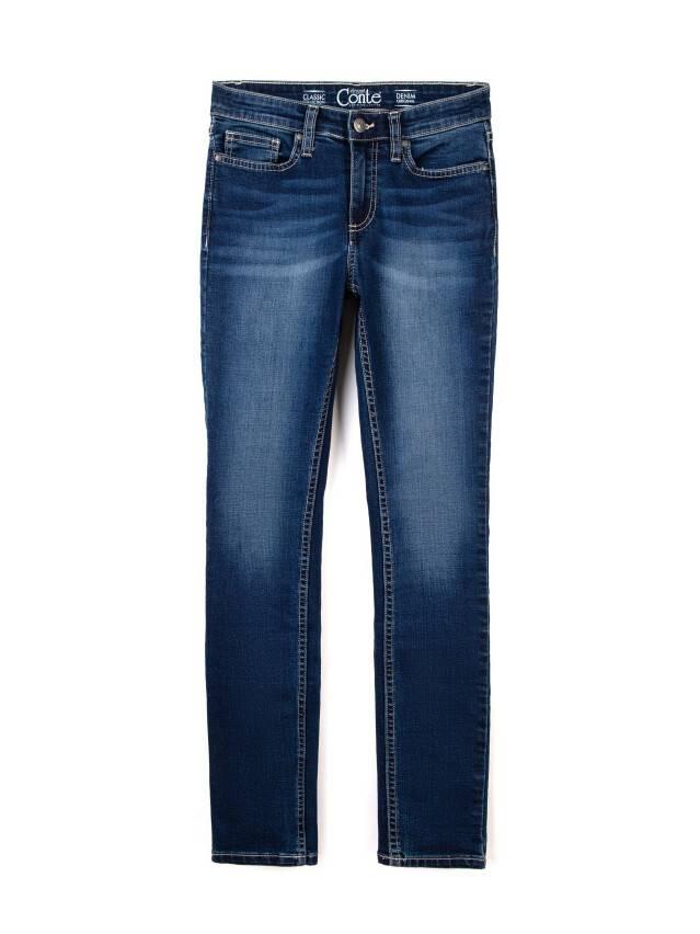 Spodnie jeansowe damskie CONTE ELEGANT CELG 4640/4915D, r.170-102, niebieski - 3