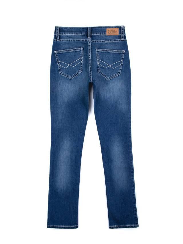 Jeansy klasyczne proste o średnim kroju 2091/49123 4