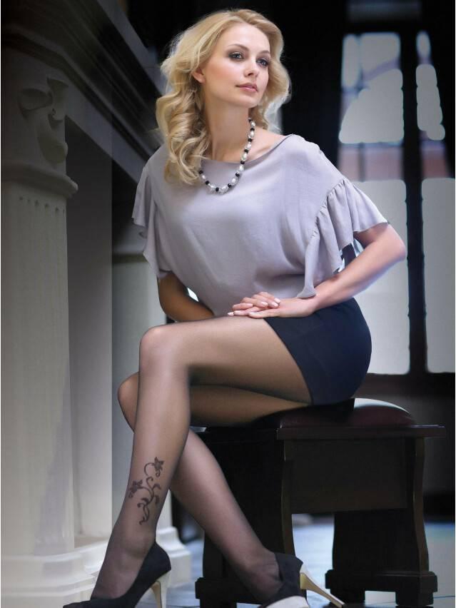 Rajstopy damskie FANTASY NICE, r. 2, nero - 1