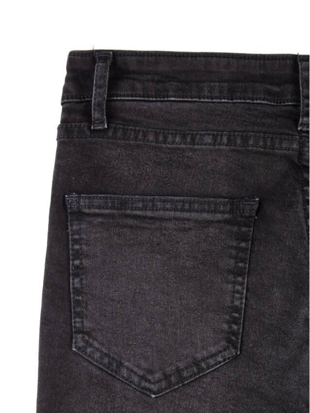 Spodnie jeansowe damskie CONTE ELEGANT 2992/4937 , r.170-102, ciemnoszary - 8