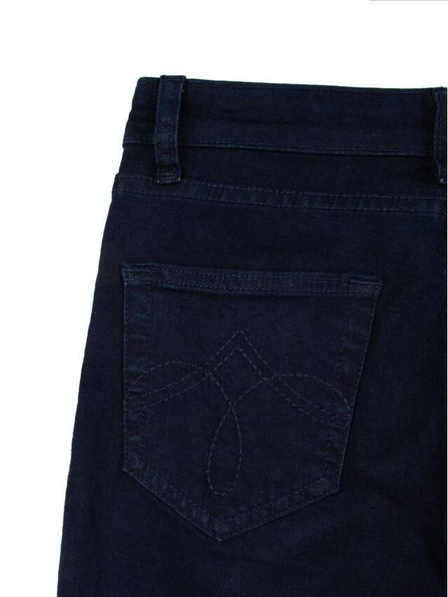 Spodnie jeansowe damskie CONTE ELEGANT 623-100R, r. 170-102, ciemnoniebieski - 7
