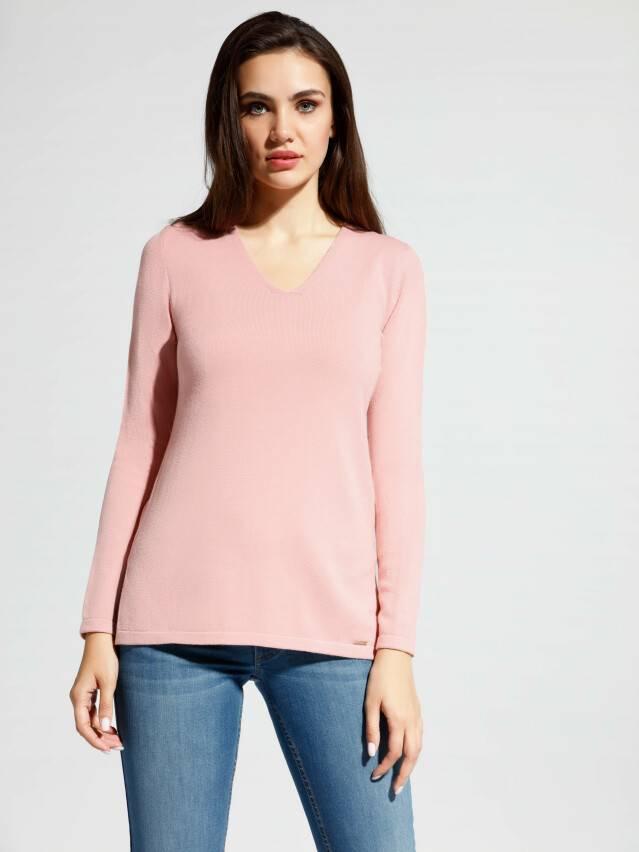 Пуловер LDK 056 , р.170-92, coral almond - 3