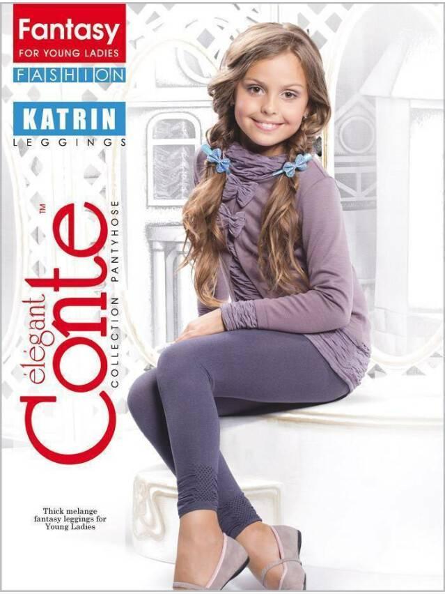 Melanżowe legginsy KATRIN 1