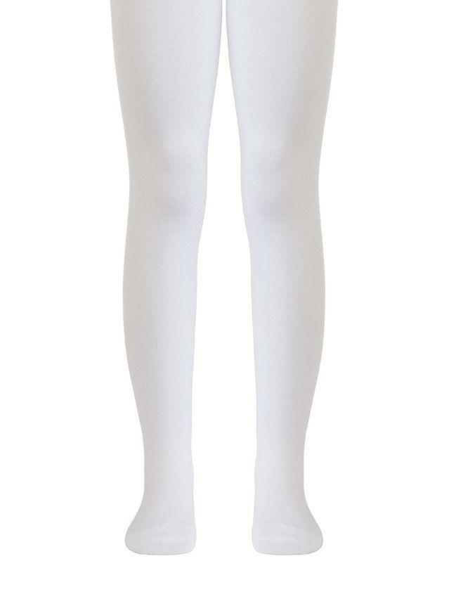 Rajstopy dziecięce TIP-TOP, r.104-110 (16),000 biały - 1