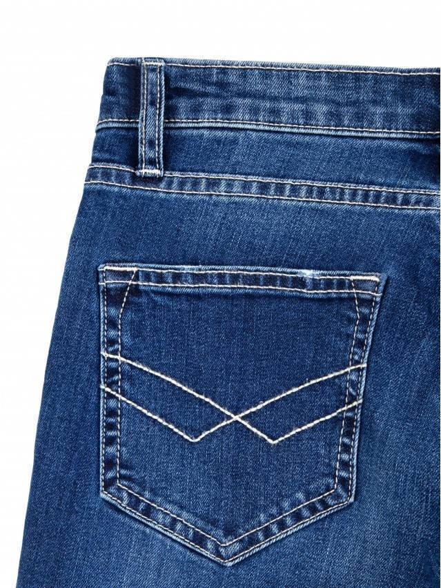 Spodnie jeansowe damskie CONTE ELEGANT 756/4909D, r.176-98, niebieski - 8
