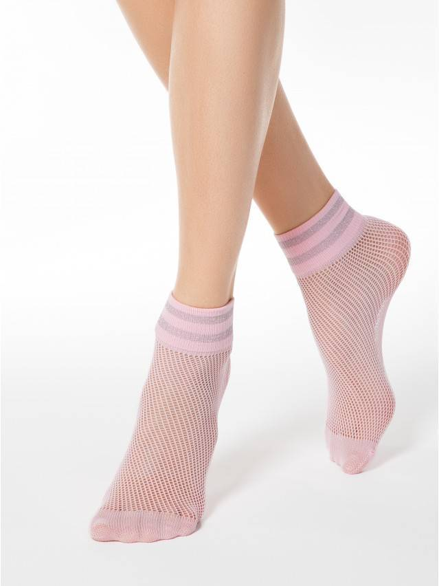 Skarpety damskie CONTE ELEGANT FANTASY 17C-122CP, r.36-39, 132 light pink - 1